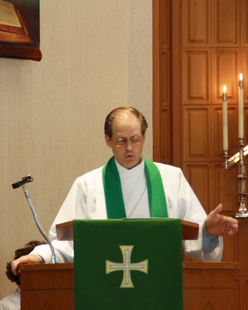 The Rev. Paul W. Young