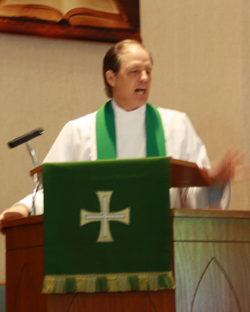 The Reverend Paul W. Young